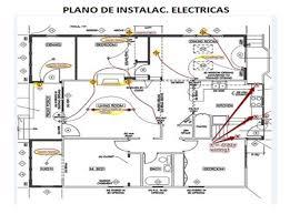 Planos generales plano de instalaciones for Plano instalacion electrica