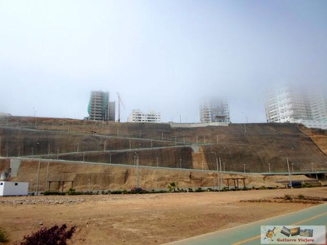 Costa Verde en San Miguel Lima
