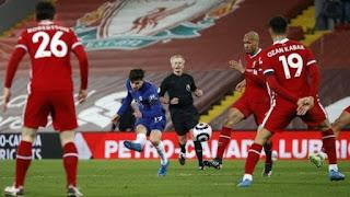 ملخص وهدف فوز تشيلسي علي ليفربول (1-0) الدوري الانجليزي