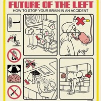 The Top 50 Albums of 2013: 39. Future Of The Left - How to Stop Your Brain in an Accident
