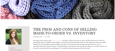 THE PROS AND CONS OF SELLING MADE-TO-ORDER VS. INVENTORY