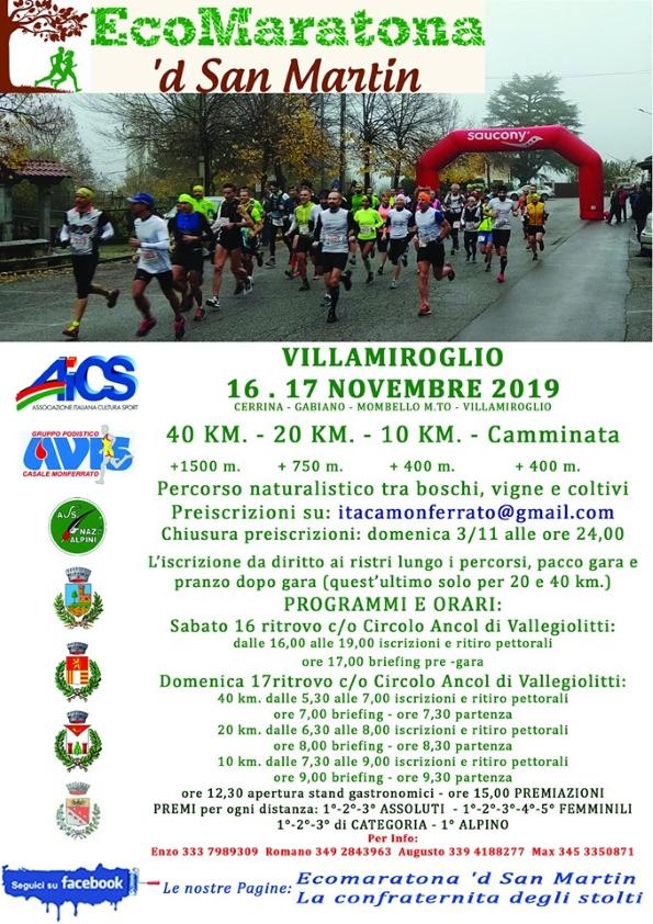 Calendario Corse Podistiche Lombardia.Bio Correndo Calendario