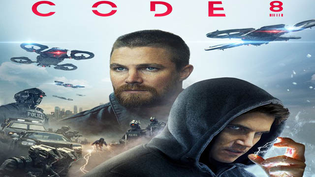 Code 8 (2019) English Movie 720p HDRip Download