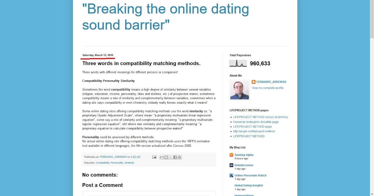 major dating sites