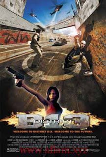 مشاهدة فيلم District B13 2004 مترجم