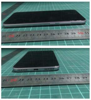 Redmi Note 5A Prime front