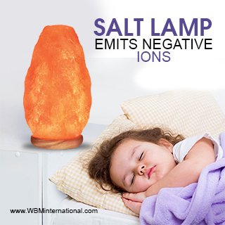 Negative Ions In Salt Lamps : Salt lamps Himalayan Pink Salt wbmint.blogspot.com: Himalayan salt lamp neutralizes radon ...