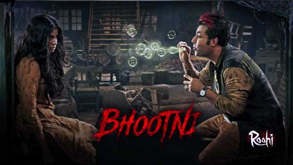 Roohi Movie Bhootni Song Sung by Mika Singh