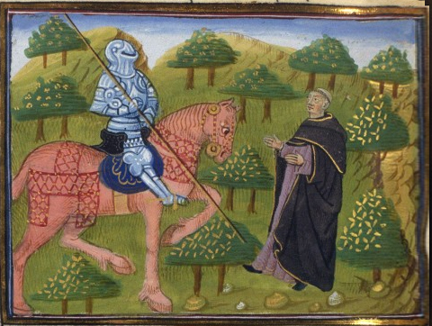 Lettres co robert de boron la suite du roman de merlin - Tristan le chevalier de la table ronde ...