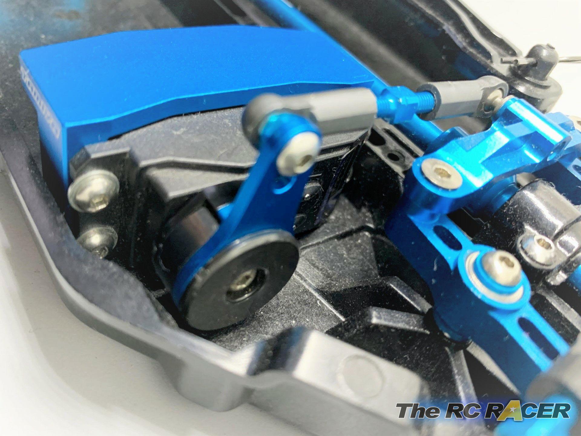 TT02//TT02D TAMIYA 54799 TT-02 Hi-Torque Servo Saver Set Avec Aluminium Horn