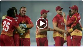 Cricket Highlights - Sri Lanka vs Zimbabwe 2nd Match Triangular Series 2018
