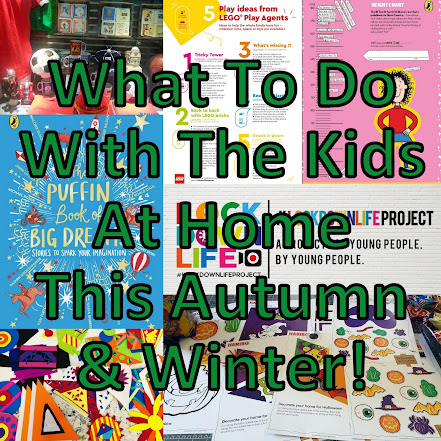 What to do with the kids at home this Autumn and Winter 2020