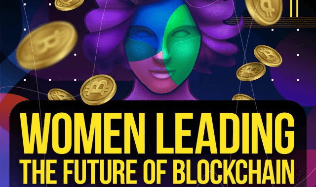 Women Leading The Future Of Blockchain