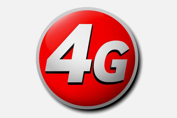 Vodacom network now upgraded to 4G