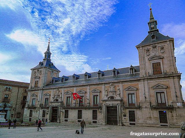 Casa de la Villa, Centro Histórico de Madri