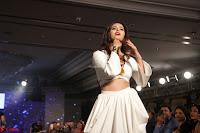Meenakshi Dixit Walks the Ramp At Designer Nidhi Munim Summer Collection Fashion Week (5).JPG