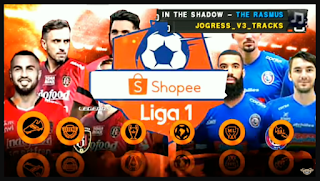 Download Winning Eleven WE 2012 Mod 2019 Shopee Liga 1 Editions