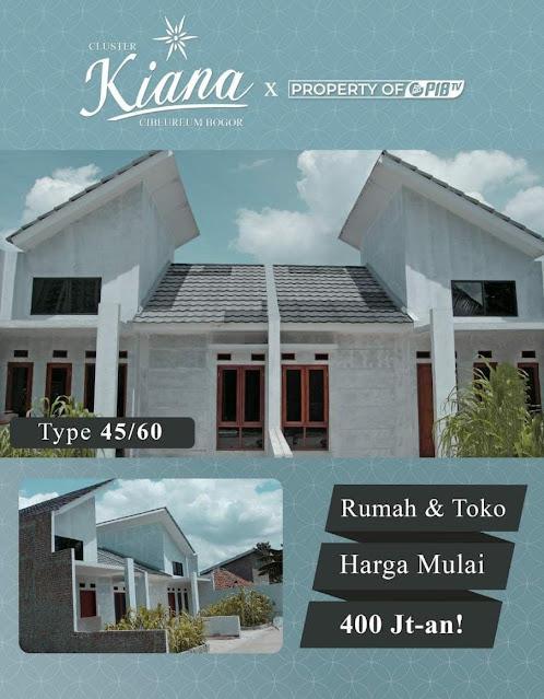 Cluster Kiana Residence
