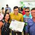 Governador Wilson Lima entrega termos de quitação de conjuntos habitacionais em Parintins