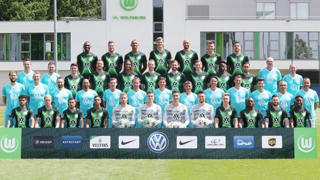 Jadwal Skuad Wolfsburg 2020