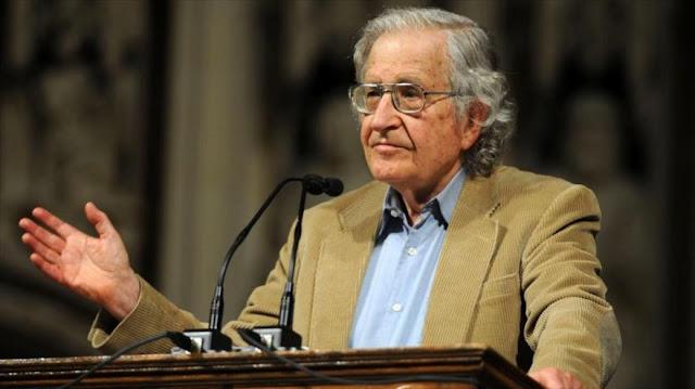 Chomsky augura que el apoyo a Israel se está erosionando en EEUU