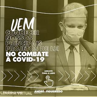 ANDRÉ FIGUEIREDO - PESSOAL CHEGAMOS AO MOMENTO TÃO ESPERADO DOS ÚLTIMOS MESES: O DA VACINAÇÃO CONTA A COVID -19