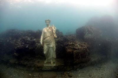 Подводный город Байя