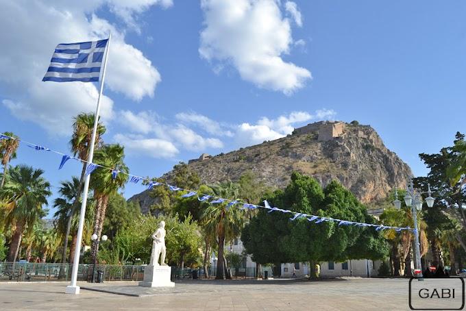Nauplion - krótka wycieczka z Aten