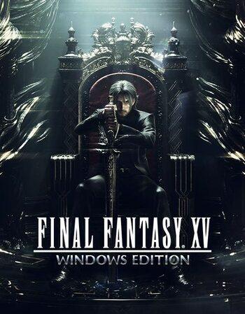 Final Fantasy XV Windows Edition Türkçe Yama Kurulum
