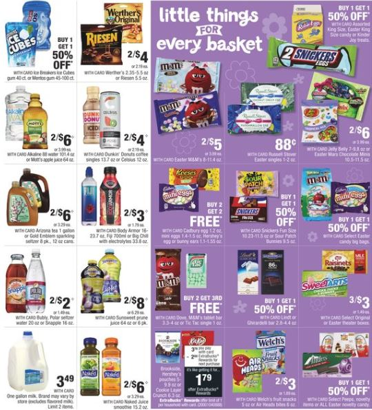CVS Weekly Ad Preview 3/1-3/7 page-4