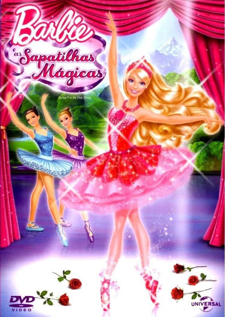 Barbie e as Sapatilhas Mágicas – Dublado (2013)