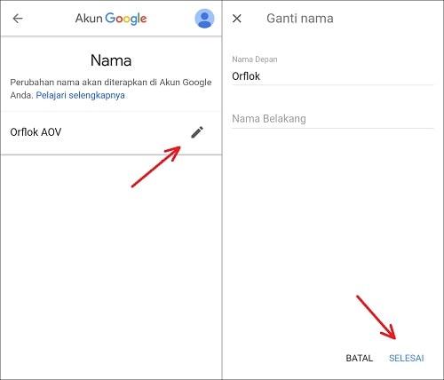 Cara Membuat Nama Chanel Youtube Satu Kata Tanpa Spasi di Android