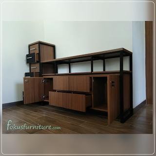 Furniture custom gaya industrial style