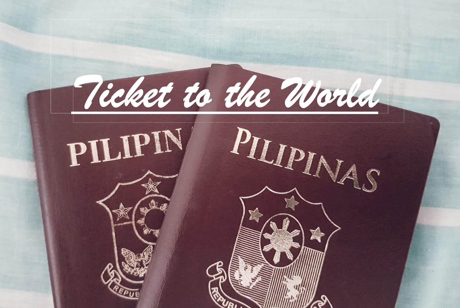How to get a schengen visa for Philippine Passport Holders