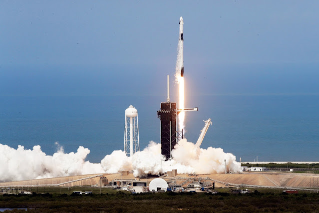 Everything about SpaceX mission and how it is a great step towards space tourism