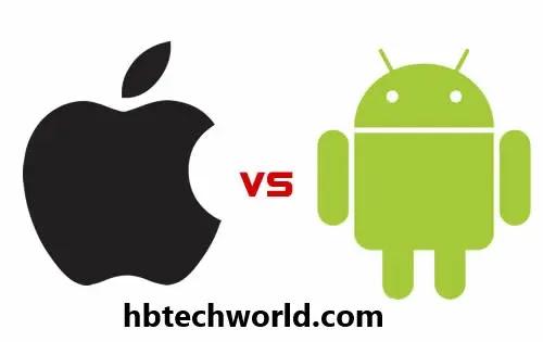 أي من النظامين أفضل  أندرويد أم iOS ؟
