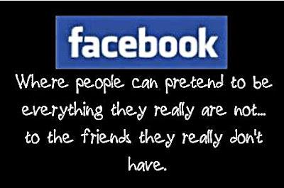Memiliki Akaun Facebook Seperti Keharusan