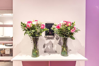 flowers at Koffler Couture event