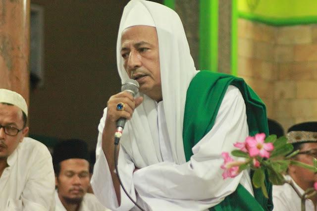 Habib Luthfi Jelaskan Siapa yang Berhak Menyandang Gelar Ulama Pewaris Nabi