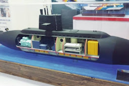 Indo Defence 2018: Pengembangan Kapal Selam Mini Pertama Indonesia Terkendala Penundaan Anggaran