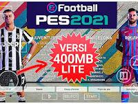 eFootball PES 2021 PPSSPP LITE Best Graphics Grass Full HD & New Update Transfer Kits 2021/2022