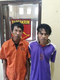 Bobol Sekolah, 2 Pemuda Di Kecamatan Air Salek Diringkus Kepolisian