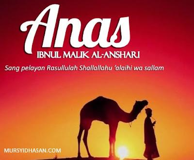 "Profil Imam Anas Bin Malik ""Meneladani Kehebatan Pelayan Nabi Muhammad Saw"""