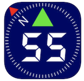 Compass 55 app. Land navigation and a lot more!