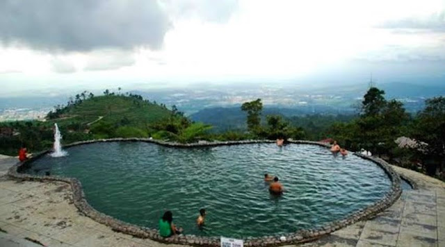 Wisata Umbul Sidomukti Semarang Jawa tengah