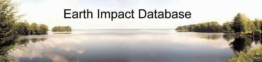 EARTH IMPACT DATABASE