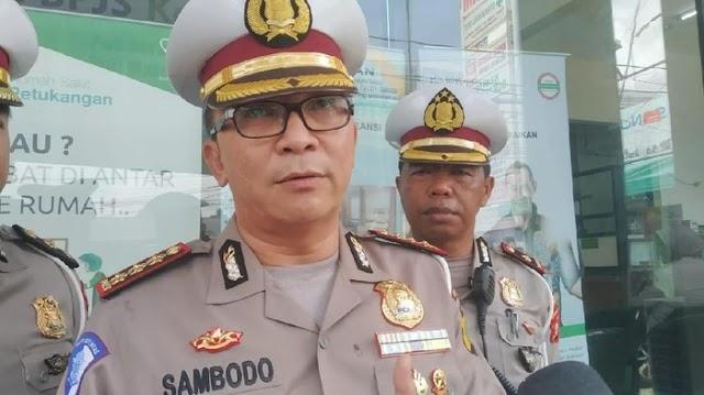 Polisi juga menyempitkan waktu operasional pengurusan STNK, SIM, dan BPBK.