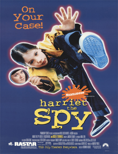 Ver Harriet la espía (Harriet the Spy) (1996) Online