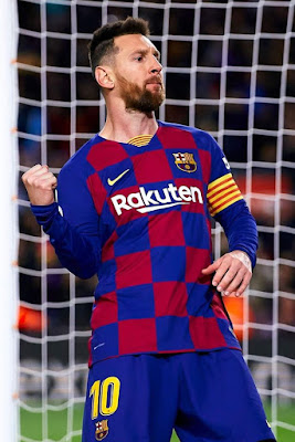 💎It's Messi Magic!  🔴🔵Full Time: FCB 4-1 Celta Vigo ⚽Hatrick from the the little genius😍, Busquets scored the other! #FCBarcelona #Messi
