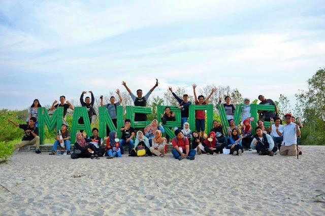 Berwisata ke Pantai Mangrove Bareng Blogger Medan